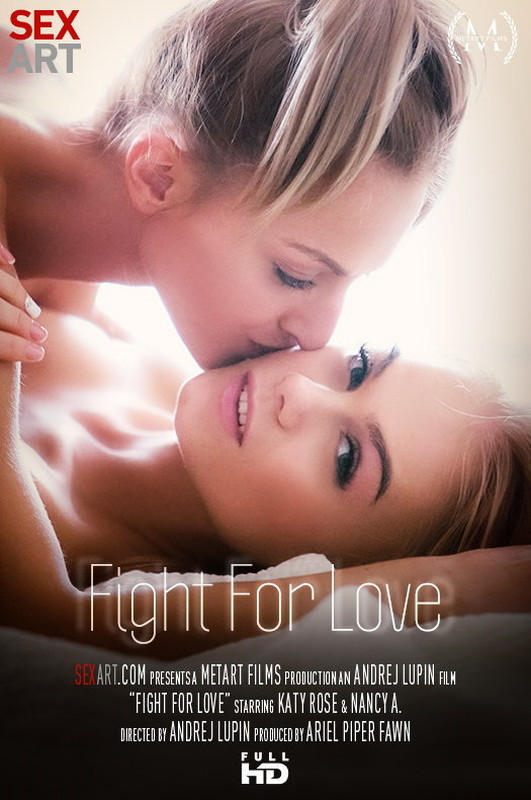 SexArt/MetArt - Katy Rose, Nancy A - Fight For Love [FullHD 1080p]