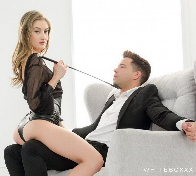 Tiffany Tatum ~ Passionate erotic action with a perfect blonde ~ TheWhiteBoxxx/LetsDoeIt ~ FullHD 1080p