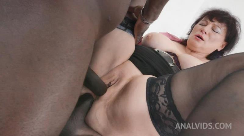Danja Vieille ~ Anal sex with mature MILF ~ LegalPorno.com/AnalVids.com ~ FullHD 1080p