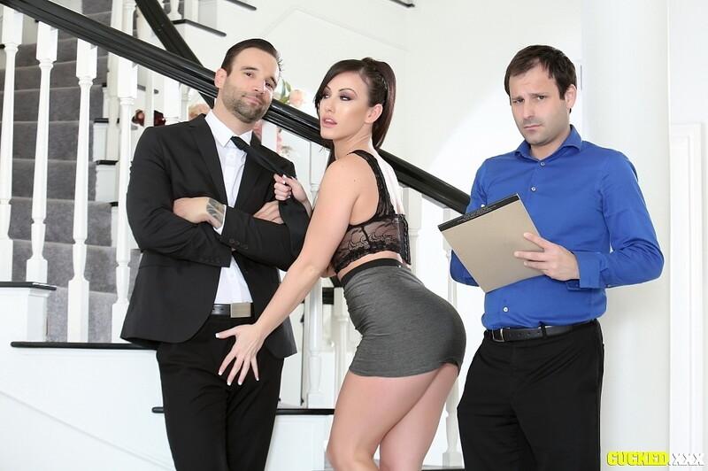 Jennifer White ~ My Wife The Whore ~ Cucked.xxx ~ FullHD 1080p
