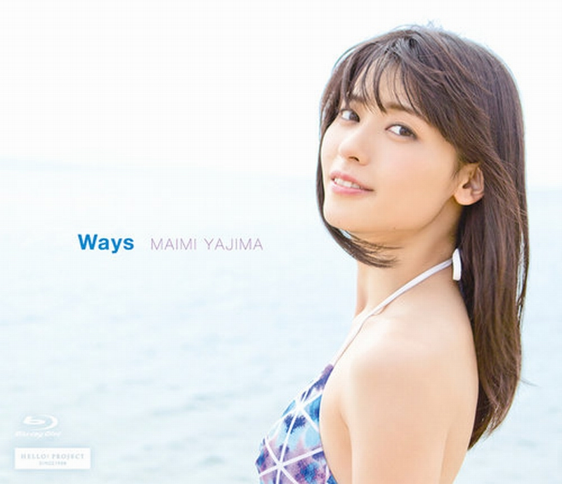 [UFXW-2001] Maimi Yajima 矢島舞美 – Ways Blu-ray