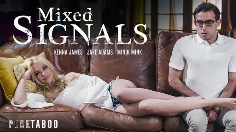PureTaboo: Kenna James - Mixed Signals [FullHD 1080p] (1.91 GB)
