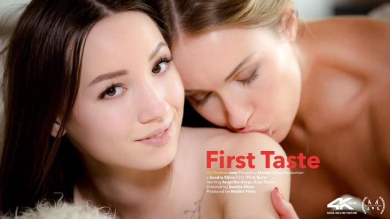 vivthomas.com - Angelika Greys, Kate Quinn - First Taste [FullHD 1080p]