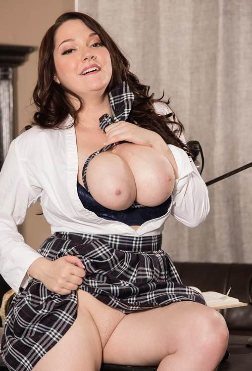 ScoreHD(PornMegaLoad)/Scoreland - Kate Marie - The Stacked Student (1080p/FullHD)