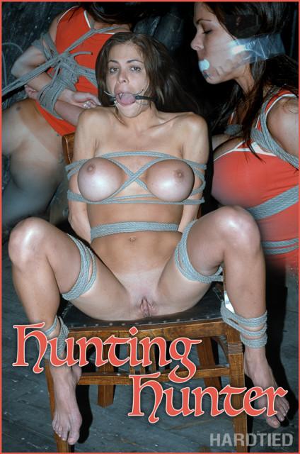 Hunter ~ Hurting Hunter ~ HardTied ~ SD 478p