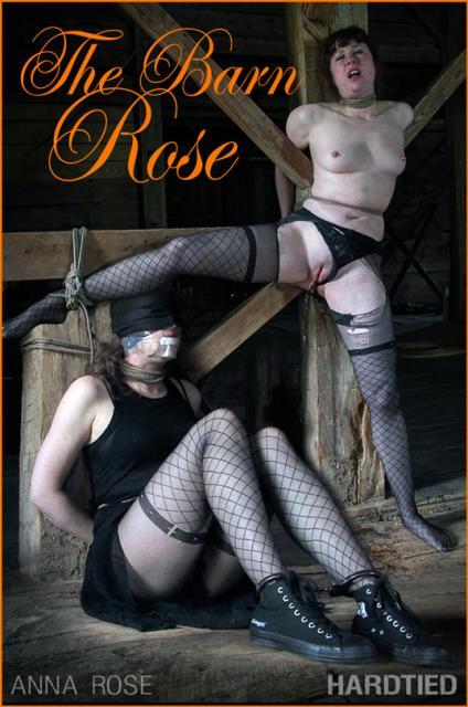 Anna Rose ~ The Barn Rose ~ HardTied ~ SD 478p