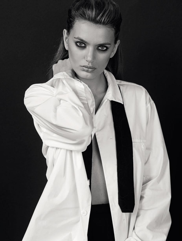 Брегье Хейнен в журнале Numero / фото 01