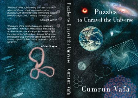Puzzles to Unravel the Universe Vafa Cumrun