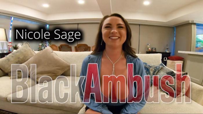 Nicole Sage - Nicole Sage (HD 720p) - BlackAmbush - [2021]