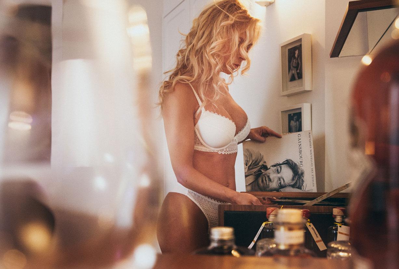 Слушаем старые пластинки с Валери Сарой Фантин / фото 02