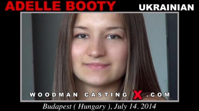 Adelle Booty - Casting X 133 (HD 720p) - WoodmanCastingX - [2021]