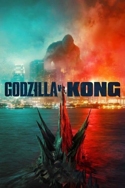Godzilla vs Kong 2021 720p WEBRip 999MB HQ x265 10bit-GalaxyRG