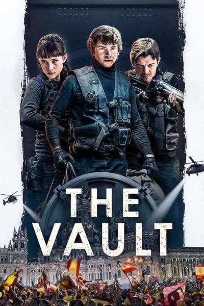 The Vault 2021 720p WEBRip Tamil Dub Dual-Audio x264-1XBET