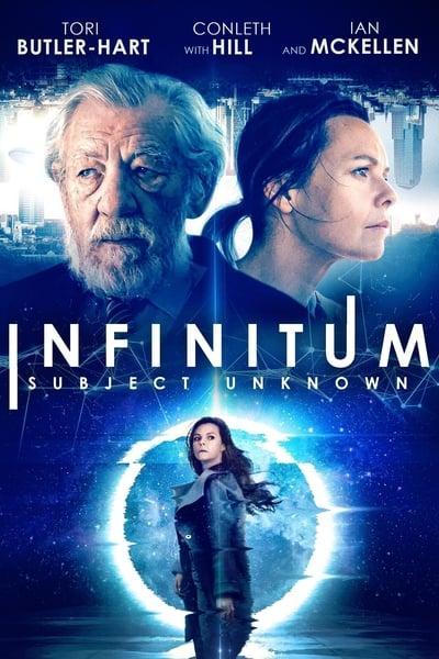 Infinitum Subject Unknown 2021 720p WEBRip Tamil Dub Dual-Audio x264-1XBET
