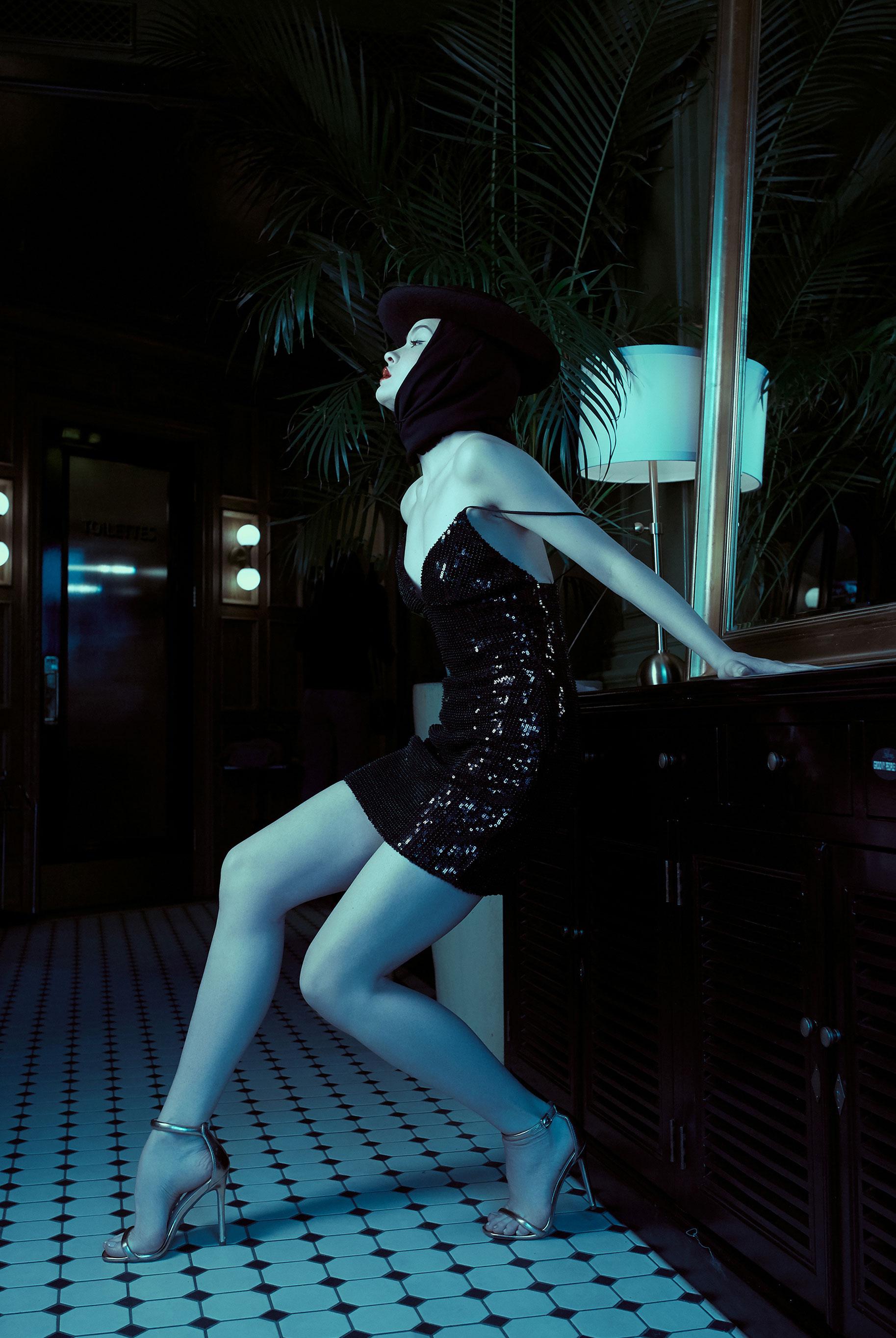 Ночь в фешенебельном клубе / фото 03