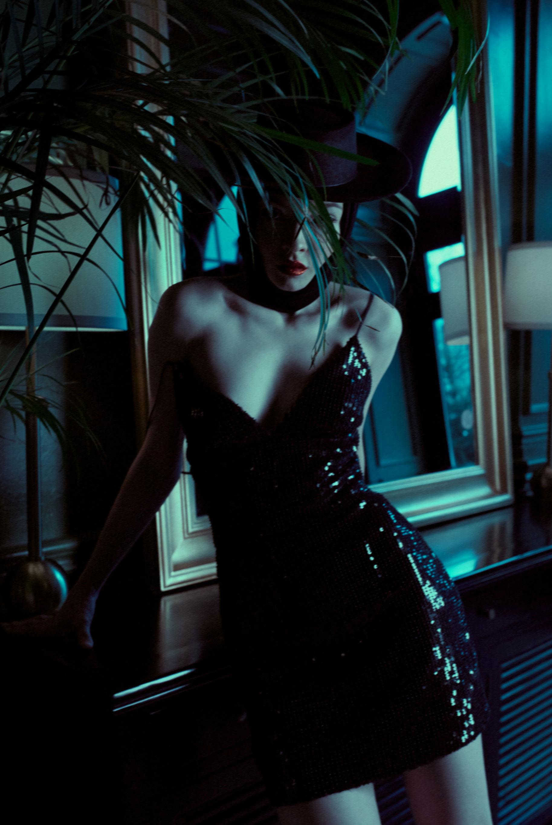Ночь в фешенебельном клубе / фото 05