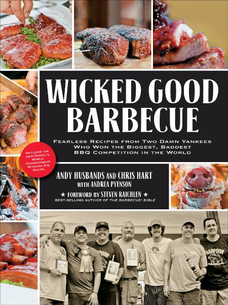 Wicked Good Barbecue - Andy Husbands