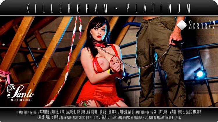 Jasmine James - Taped and bound [KillerGram] HD 720p