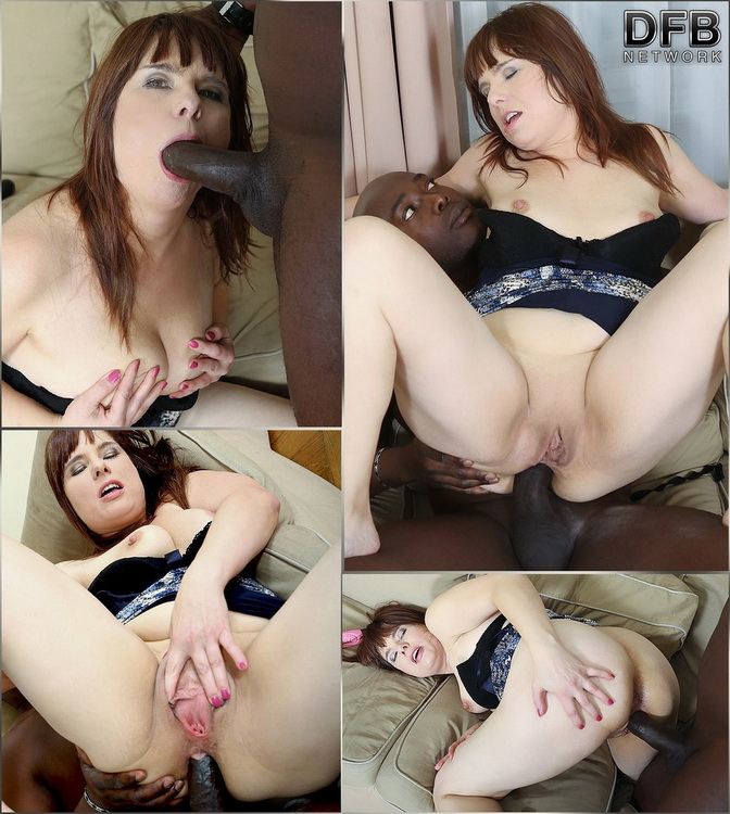 Cheryl Blond - Busty Milf Down For Black Anal (FullHD 1080p) - DFBnetwork - [2021]