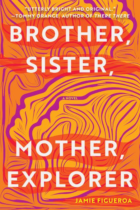 Brother Sister Mother Explorer by Jamie Figueroa