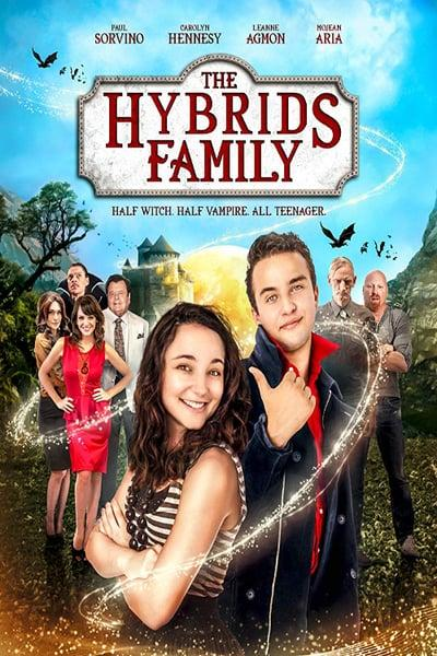 The Hybrids Family 2015 1080p WEBRip x265-RARBG