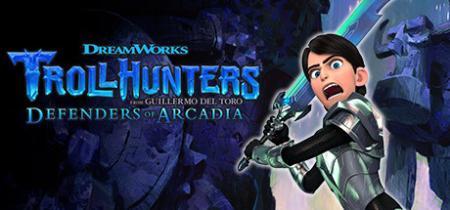 Trollhunters Defenders Of Arcadia-SKIDROW