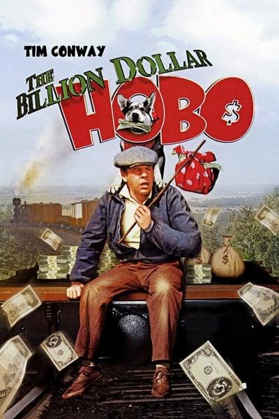 The Billion Dollar Hobo 1977 1080p AMZN WEBRip AAC2 0 x264-PLiSSKEN
