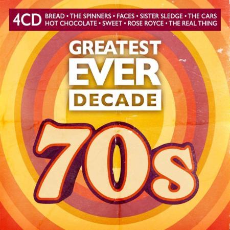 Grea Ever Decade The Seventies (4CD) (2021)