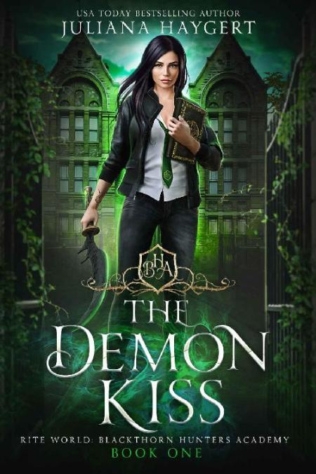 The Demon Kiss by Juliana Haygert