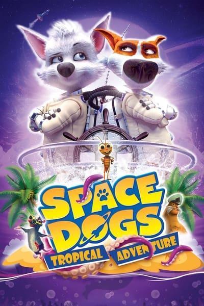 Space Dogs Return to Earth 2020 HDRip XviD AC3-EVO