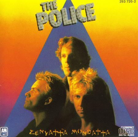 The Police - Zenyatta Mondatta (1980, 2019)