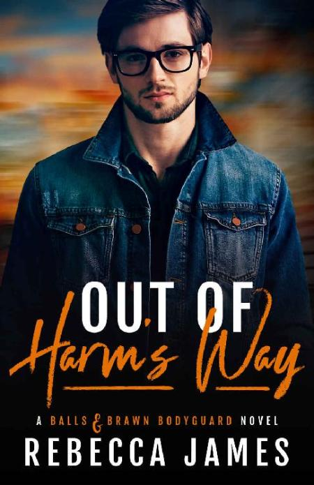 Out of Harm's Way by Rebecca James