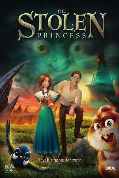 La principessa incantata-The Stolen Princess (2018)  Ac3 5 1 BDRip 1080p H264 [ArMor]